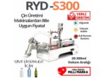 Ryd-S300 Semiautomatic Single Nozzle Low Viscosity Filling Machine 20-300 Ml