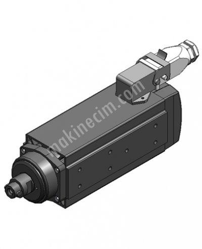 0 65 Kw Manuel Takım Değiştirmeli Ekonomik Seri Spindle Motor