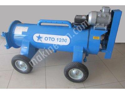 Halı Sıkma Makinası Cleanvac Oto 1200