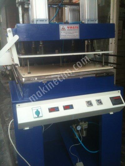 Sıcak Baskı Varak Baskı Makinası  Özel İmalat - 50 Cm X 70  Cm