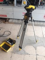Stanley Fatmax Al24 Outo Level Kit Ölçüm Makinası
