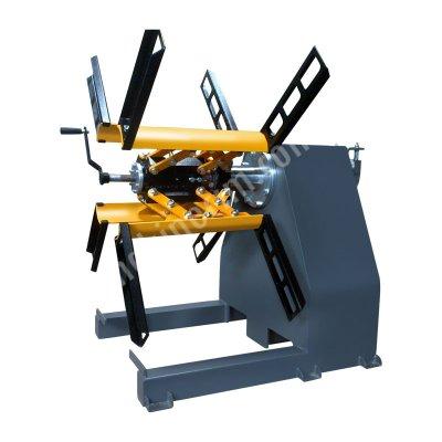 Rulo Açıcı Rulo Saç Açma Makinası