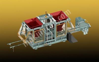 Biçer Tabla Silindiri  Makine Lifti  Makine Pompası  Makine Silindiri