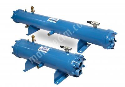 Shell And Tube Tip Kondanser - Sulu Kondanser 69.4 Kw