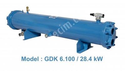 Shell And Tube Tip Kondanser - Sulu Kondanser 35.5 Kw