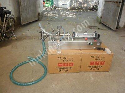 Yağ Dolum Makinası 10-300 Ml