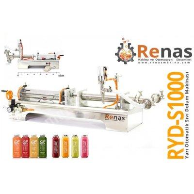 Satılık Sıfır BULAŞIK DETERJANI DOLUM MAKİNASI 100-1000 ML Fiyatları İstanbul sıvı dolum,dolum makinası,sıvı dolum makinası,deterjan dolum,ayran dolum,dolum makinaları,dolum makinesi