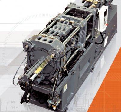 Lanson 160 Ton Plastik Enjeksiyon Makinesi