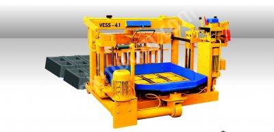 Yürüyen Briket Makinası   Vess 4.1   Tam Otomatik