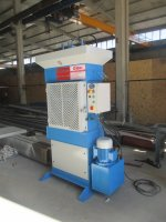 Hydraulic Press ..OTOMATİK 40 TON TEST PRESİ