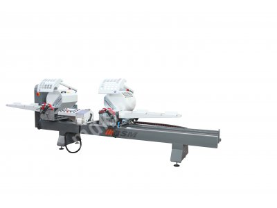 Automatic Double Corner Cutting Machine - Pc Connection