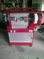Freze Zımpara Makinası