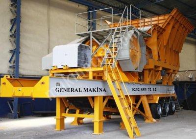 Satılık 110Luk Bazalt Kırma Eleme Tesisi - General Makina 07