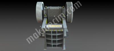 Satılık Maden Kırma Eleme Tesisi   General Makina 33