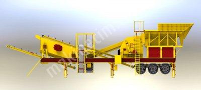 Satılık Maden Kırma Eleme Tesisi   General Makina 88