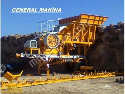 Satılık Konkasör Makinaları maden Kırıcılar   General Makina 103