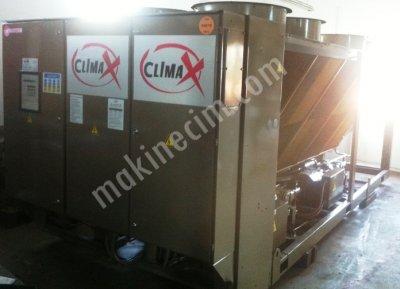 Satılık Sıfır Satılık 2. El 520 Kw= 450.000 Kcal/h Amerikan TRANE Vidalı Chiller Soğutma Grubu Fiyatları İstanbul chiller,soğutma grubu,trane