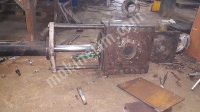 Satılık 2. El 250 lik  kafa Fiyatları İzmir granül makinası,geri dönüşüm makinası,granül kafası,kafa,süzgeç,ünıte