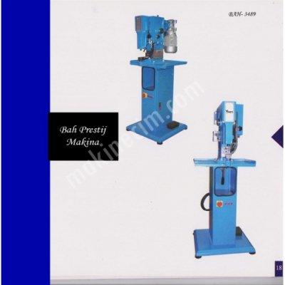 Yarı Otomatik Çakma Makinası