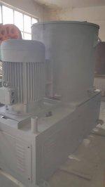 110 Luk Agromel Makinası