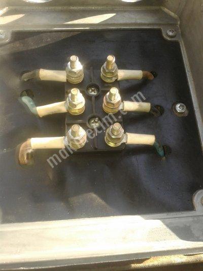 55 Kw   75 Hp 1450 Devir Gamak Elektrik Motoru Sıfır