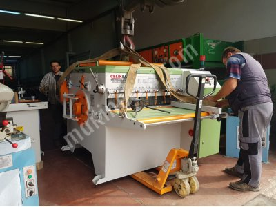 Slicer And Side Making Machine