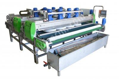 Otomatik Halı Toz Alma Makinesi Htm210