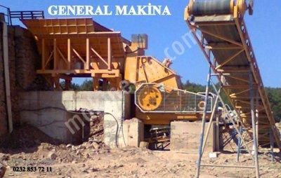 Türkiye nin Konkasör Üretiminde Lider Markası   General Makina