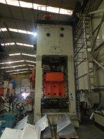 Voronej 315 Ton H Tipi Eksantrik Pres