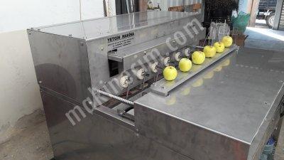 Elma Soyma/dilimleme Makinası
