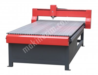 Metod Makina Mtd   2821 Ps Serisi Cnc Router