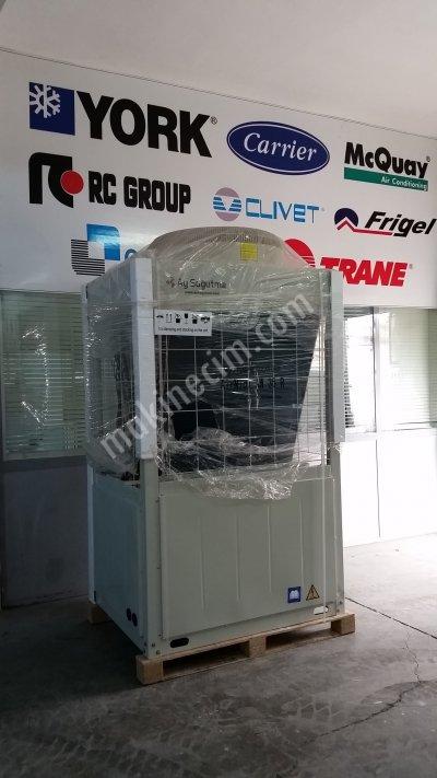 Stoktan Sıfır Heat Pump lı   Isıtma  Soğutma   39 Kw Chiller