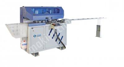 Alüminyum Takoz Kesim Makinası ( Otomatik Seri Dilimleme )