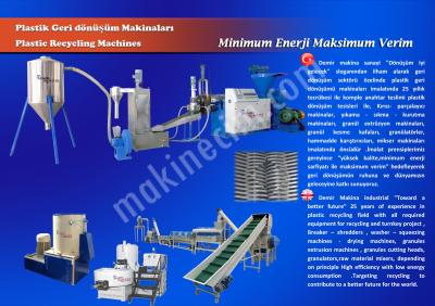 Dönüşüm Plastik İşleme Makinaları
