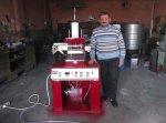 Baskı Makinaları Sıcak Klişe Yaldız Varak Gofre Klişe Baskı Makinası