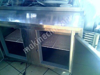 Tezgah Altı Buzdolabı 2 Kapılı