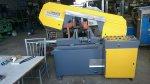 Şerit Testere,280Lik Yarı Otomatik Hidrolik Mengeneli Ful