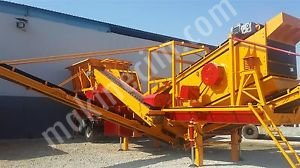 Mobil Maden Zenginleştirme Makinaları - General Makina