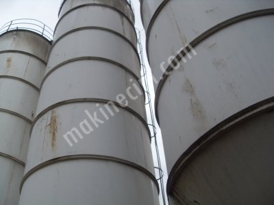 Satılık 2. El satılık silo Fiyatları Afyon silo,çimento,kum,2,el,ikinci el,beton santrali,beton pompası,mikser