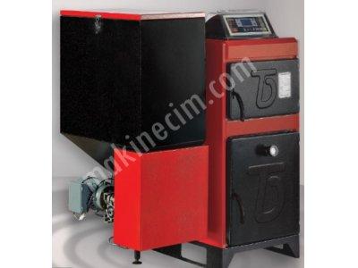 Eky/s 40 Termodinamik Marka Otomatik Yüklemeli Kömürlü Kazan Acil Satılıktır