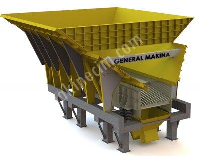 Satılık Titreşimli Bunker Besleyici - 0532 465 07 39