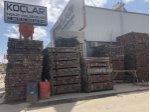 2.el  İnşaat Kalıp Malzemeleri Plywood Teleskopik Direk İnşaat İskelesi Alım Satımı