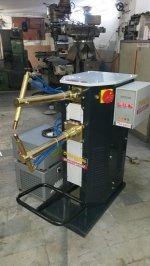 30 Kwa Mikro İşlemcili Pedallı Su Soğutmalı Punta Kaynak Makinası