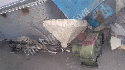 90 Lık Şişirme Makinasının Şanzuman Vida Kovan Pano