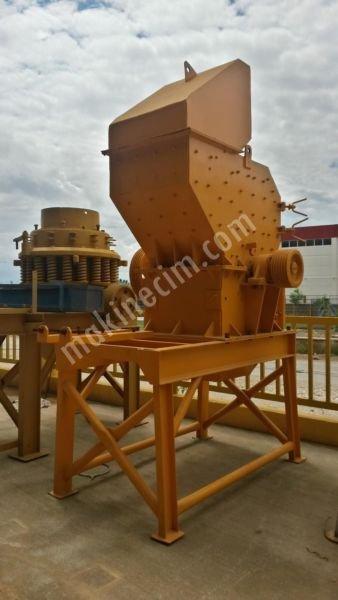 Satılık Kömür Kırma taş Kırıcı Çekiçli Kırıcı   General Makina