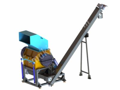 Satılık Plastik Kırma Makinesi