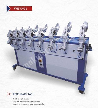 Rok Açma Makinası