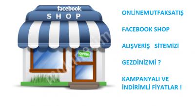 Facebook Shop Online Mutfak Satış Sanayi Tipi Endüstriyel Mutfak Ekipmanları