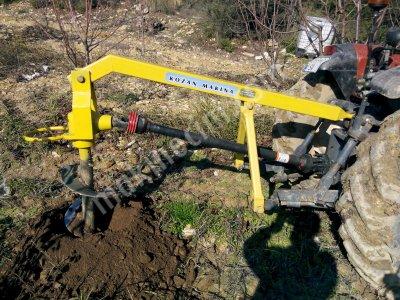 Traktör Arkası Toprak Burgusu
