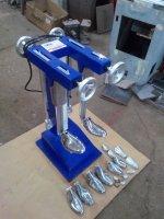 Ayakkabı Bot Tarak Açma  Makinası
